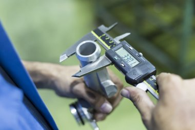 operator inspection dimension of automotive