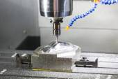 High precision CNC machining center