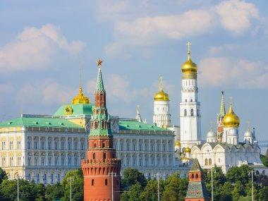 The Kremlin and Big Stone Bridge