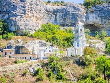 Uspensky monastery, Bakhchisarai, Crimea