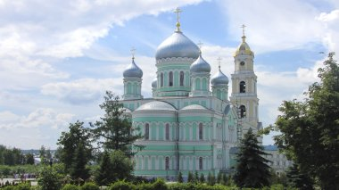 Holy Trinity Church in Diveyevo