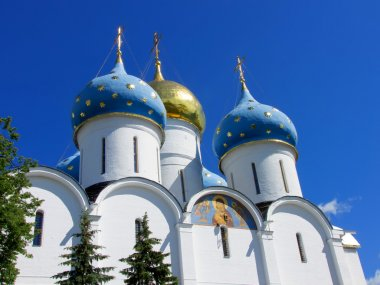 Sergiev Posad. Holy Trinity St. Sergius Lavra.
