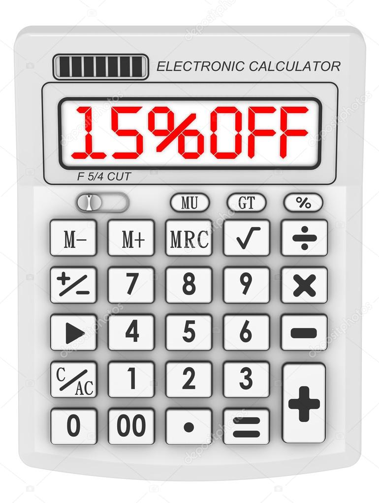 Percent off calculator omni.