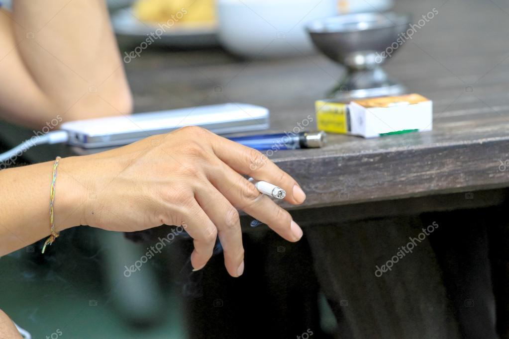 Šupinatá kouření