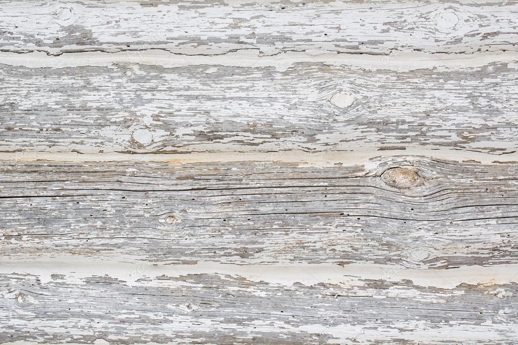 Textura De Pared De Madera Blanca
