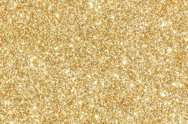 Golden glitter texture christmas background stock vector