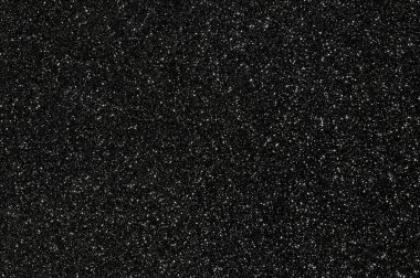 black glitter texture background