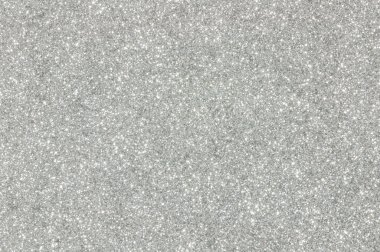 defocused abstract silver lights background