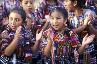 Latin Amerika Guatemala Chichi