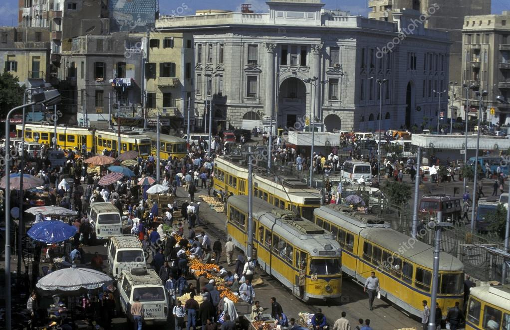 City centre in the city of Alexandria – Stock Editorial Photo © urf  #94358704
