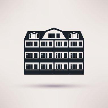 Sanatorium building  icon