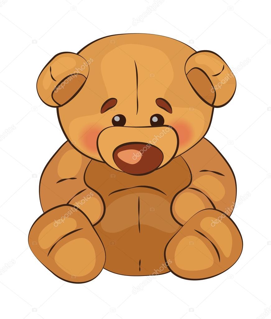 Меня, грустный мишка картинки для детей