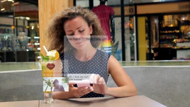 sociální média komunikační koncept