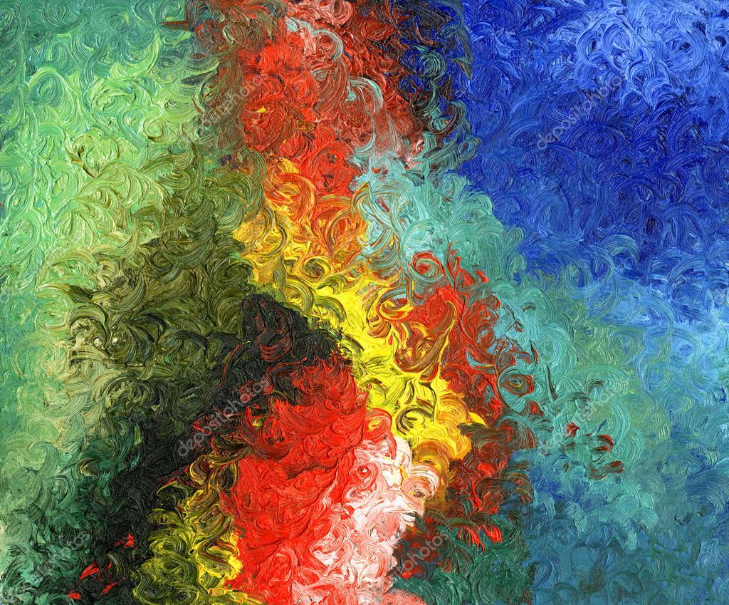 Dibujos Para Pintar Al Oleo El Cuadro Está Pintado En óleo Sobre