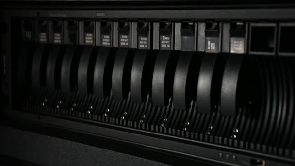 Server- und Raid-Speicher mit fehlschlagen Led Fehlerstatus