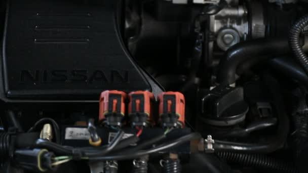 Autó-motor ellenőrzése