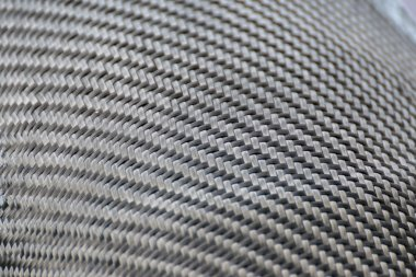 Wrapping carbon fiber or kevlar