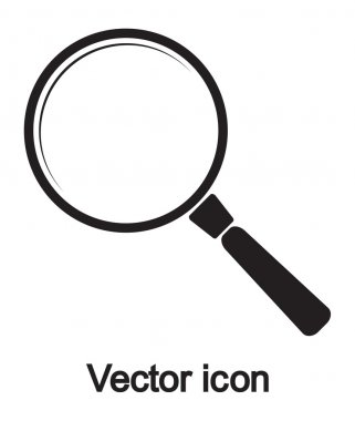 Search icon illustration