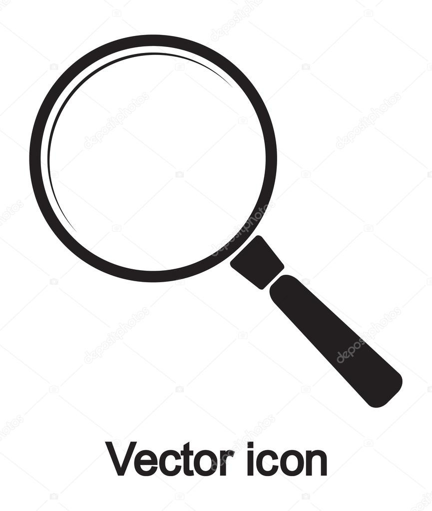 Search icon illustration