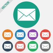 Photo Envelope Mail icon