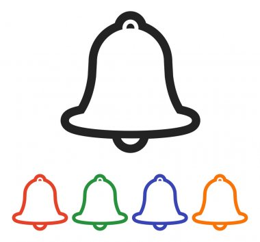 Bell icon design