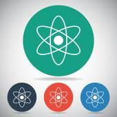 Photo Atom icon