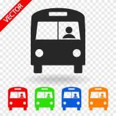 Icona di autobus