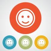 Photo Smile Icon design