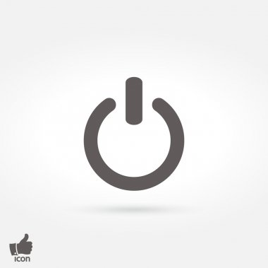 Power icon design