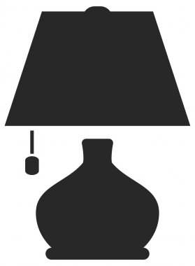 Lamp icon design