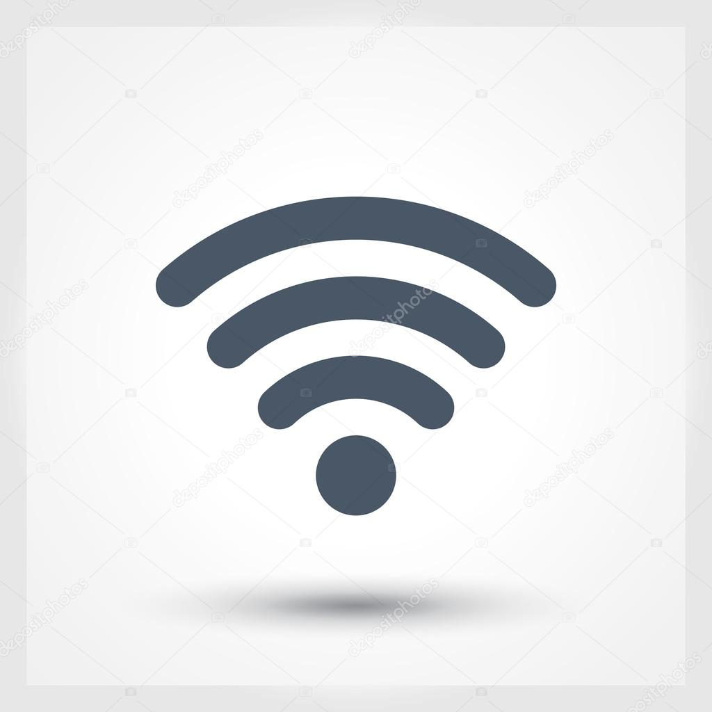 Wireless Network Symbol Of Wifi Icon Stock Vector Best3d 60369149