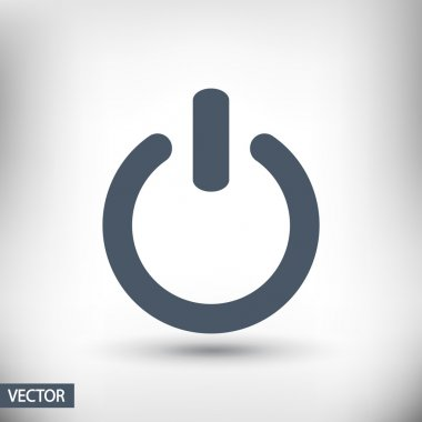 Power icon design