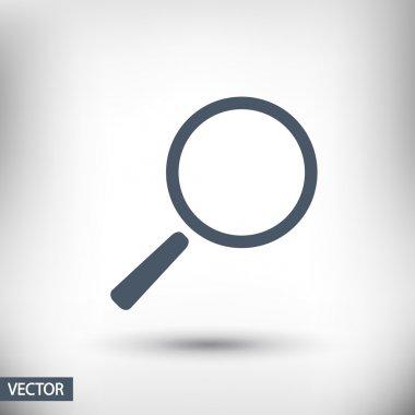 Search icon design