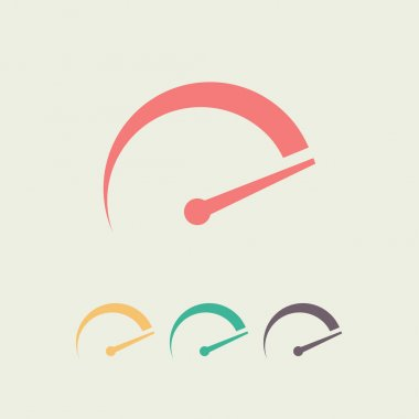 Icon for your web site clip art vector