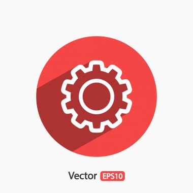 Gear icon design