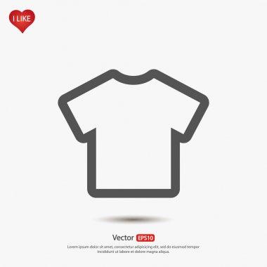 Tshirt Icon icon