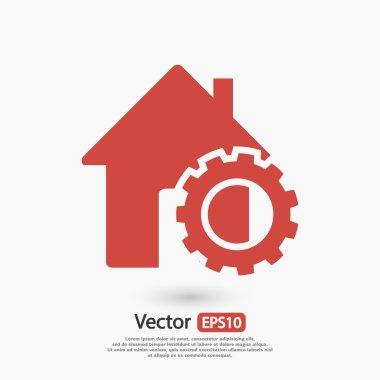 House icon design