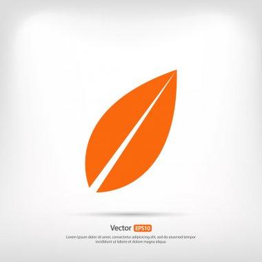 Tree leaf icon