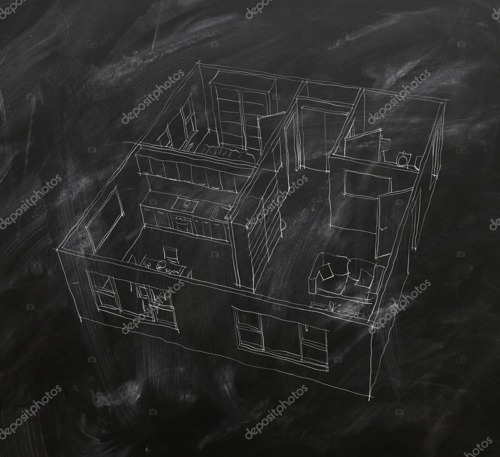 La pizarra en casa vista superior del tejado de pizarra - Cortar pizarra en casa ...