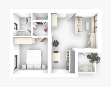 3D Apartment
