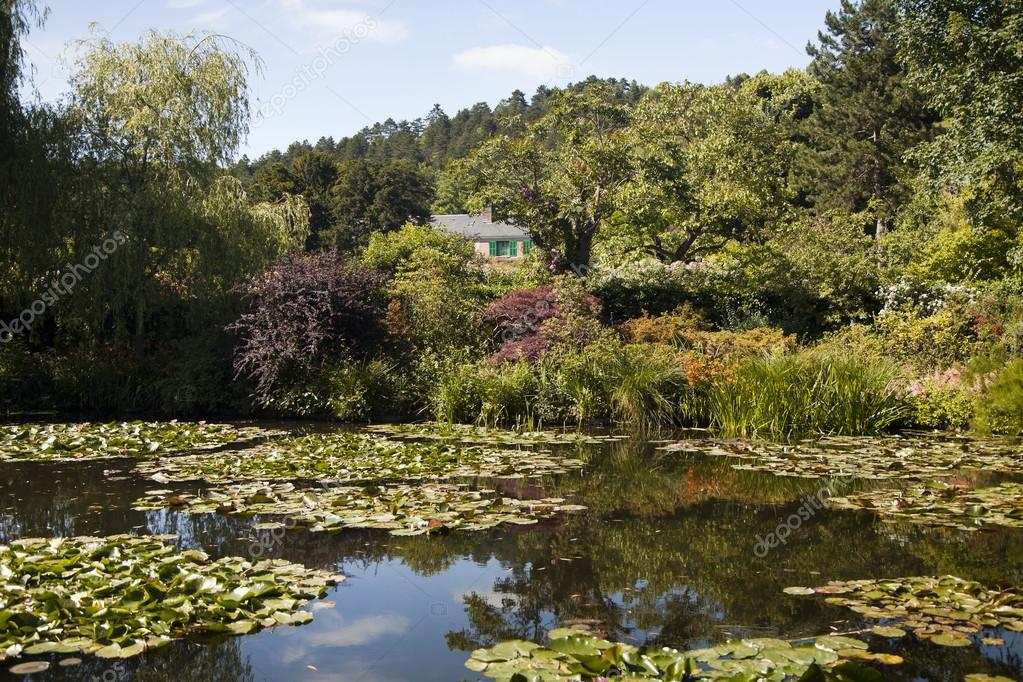 House of Claude Monet in Giverny