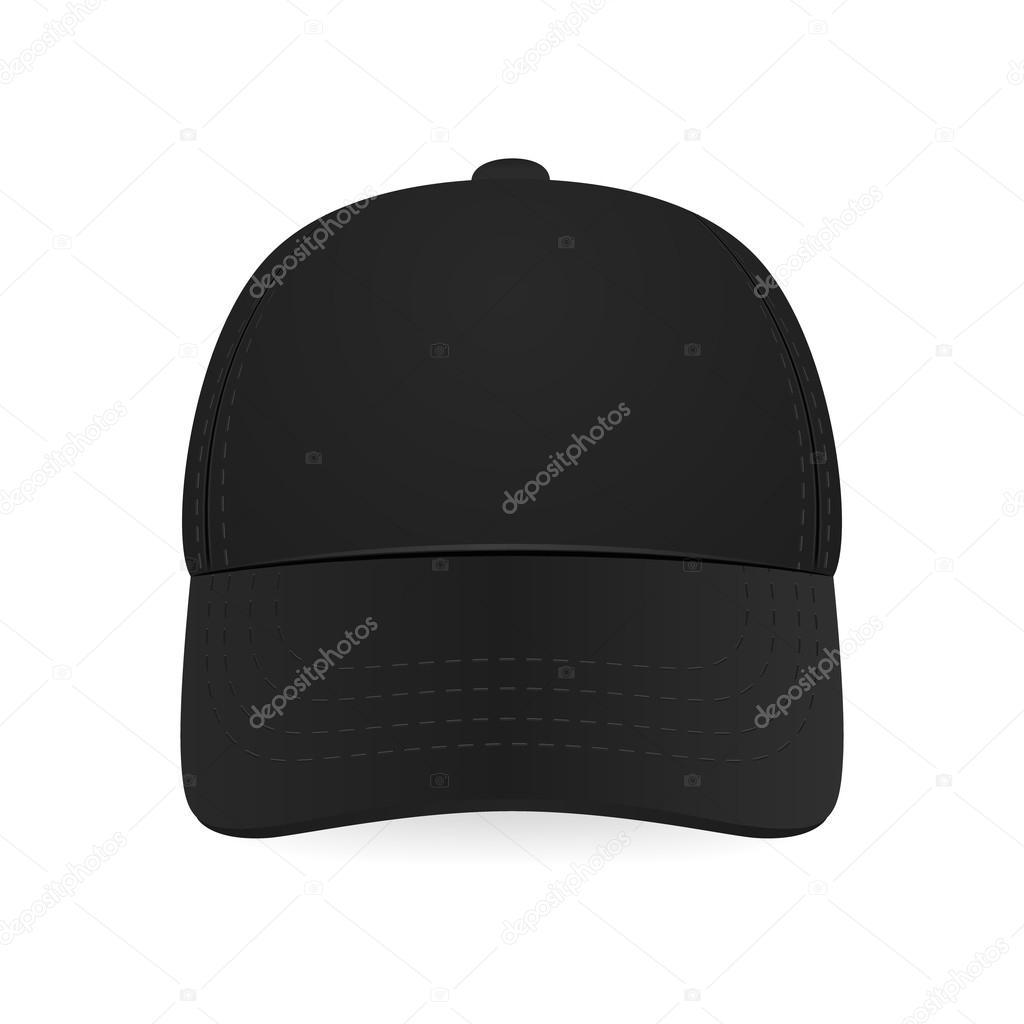 黒い野球帽 ストックベクター Gomolach 67605523