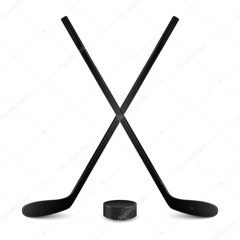 Field hockey stock vectors royalty free field hockey two crossed hockey sticks and puck isolated on white stock vector biocorpaavc Image collections