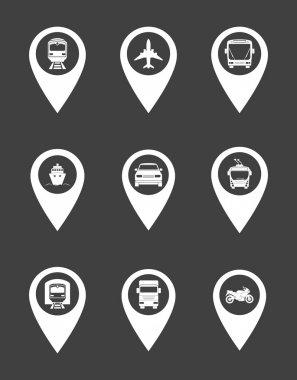 Transport pointers