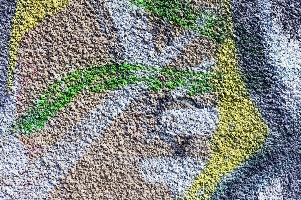 Cool Hooligan Enduit Peindre Les Murs De Luancien Btiment Paysage U Photo  With Enduit Peindre