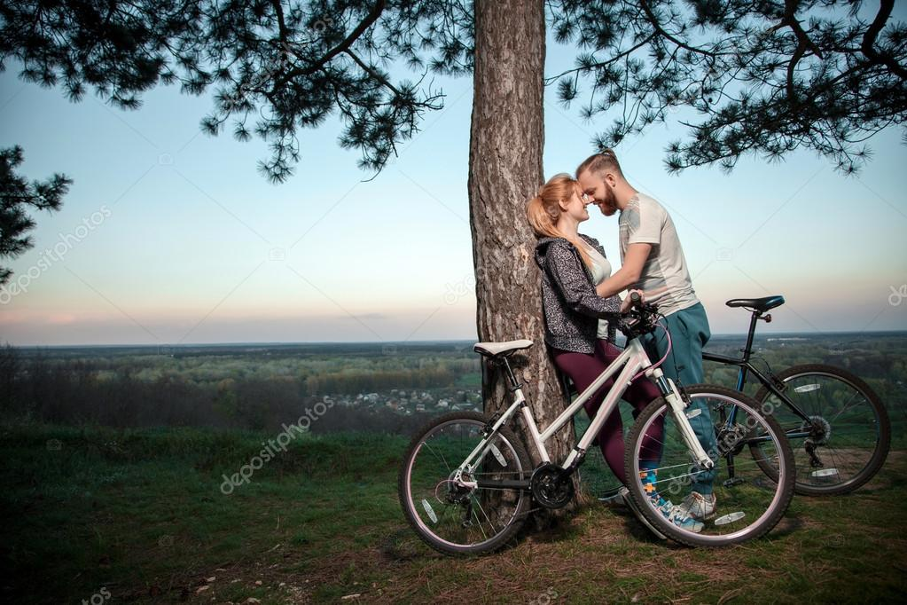 Beautiful Young Couple In Love Stock Photo Mikhailkayl 108222258