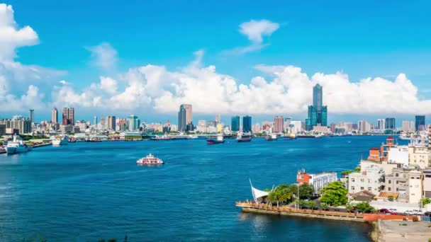 Kaohsiung - Taiwan - Time Lapse
