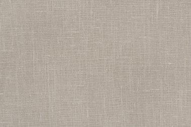 Natural linen fabric texture background pattern