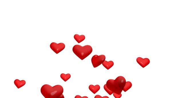 Jemné vzduchu srdce