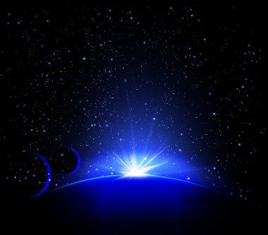 Planetarium space